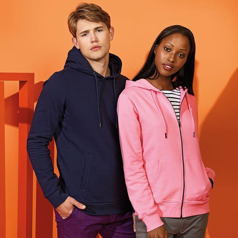 Asquith & Fox Organic Classic fit hooded sweatshirt