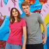 B&C Organic Mens Crew Neck T-shirts