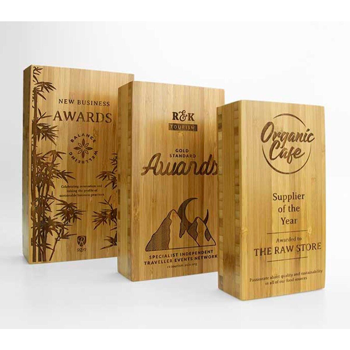 Bamboo Block Awards