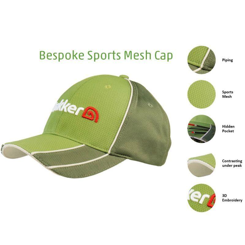 Bespoke Sports Mesh Baseball Cap