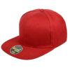 Baseball Caps Snapback Style - Red