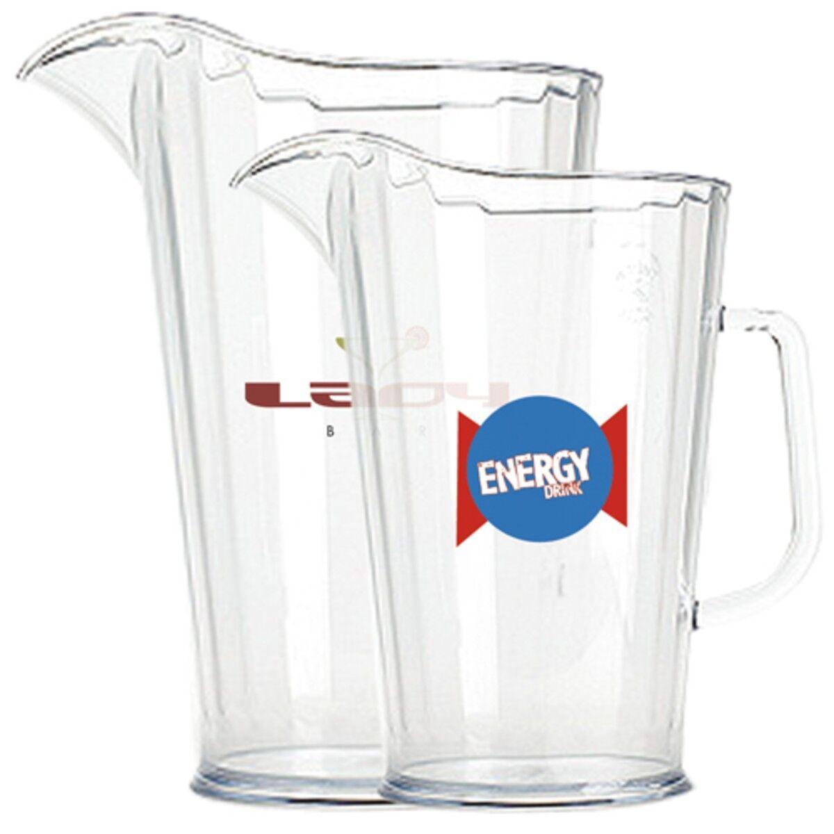 Beer jugs 4 pint & 2 pint