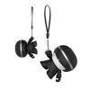 Bluetooth Boy Stereo Speakers - Black