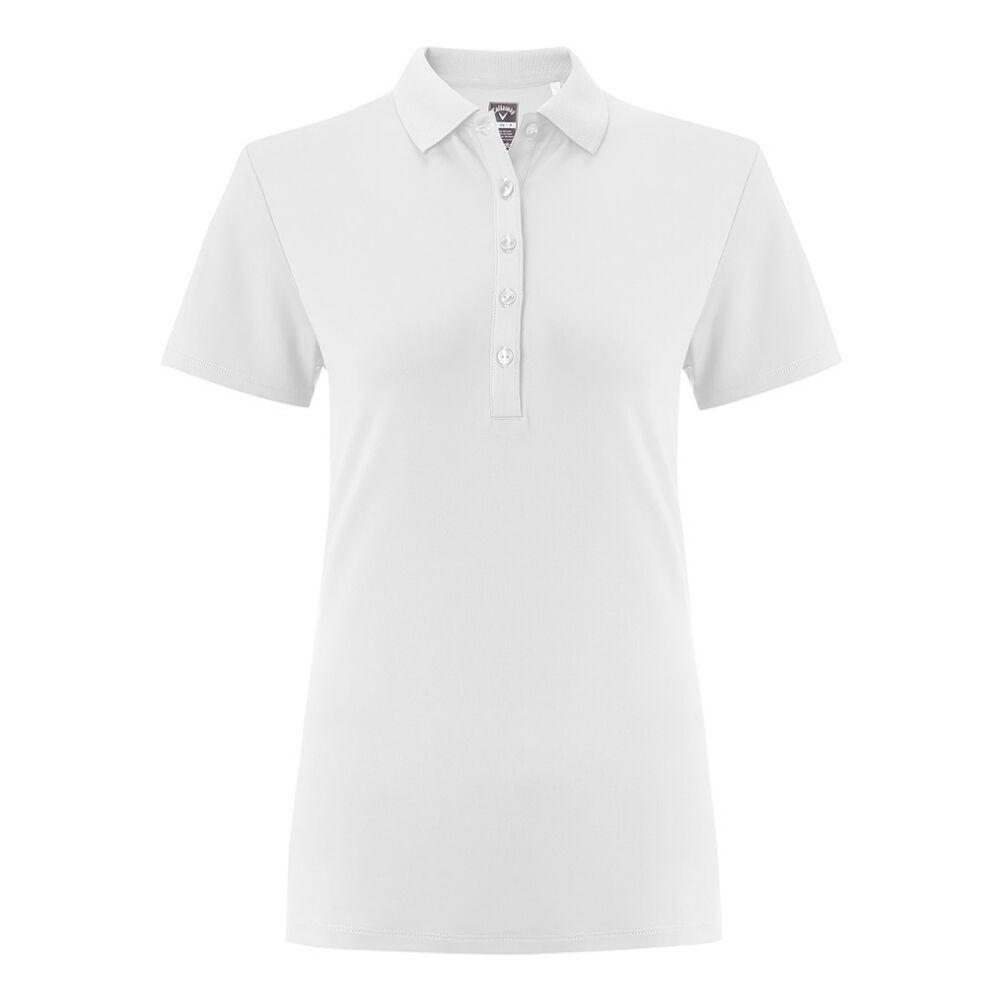 Callaway Classic Polo (Ladies' White)