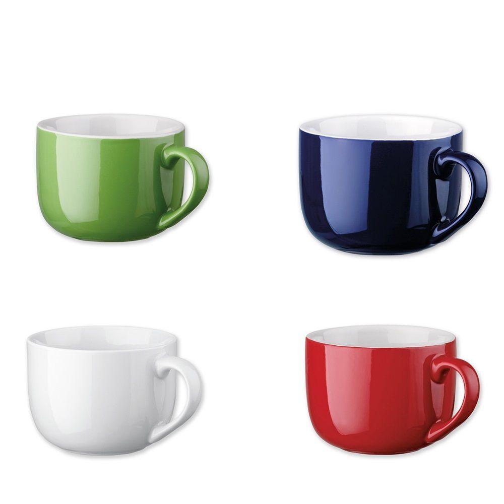 Chubby Ceramic Mugs