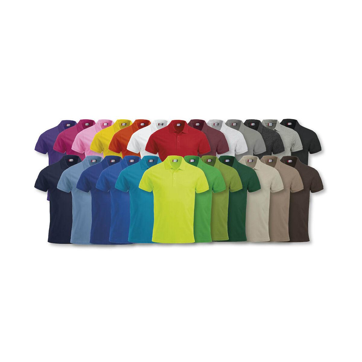 Unisex Clique Classic Polo Shirt