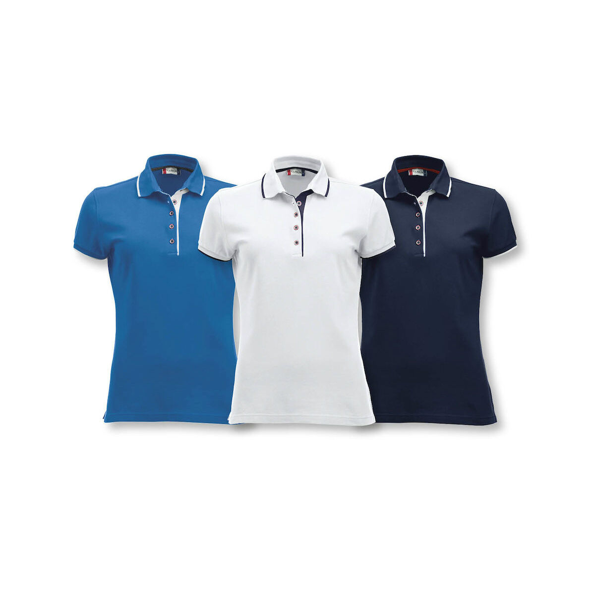 Clique Seattle Ladies' Polo Shirt