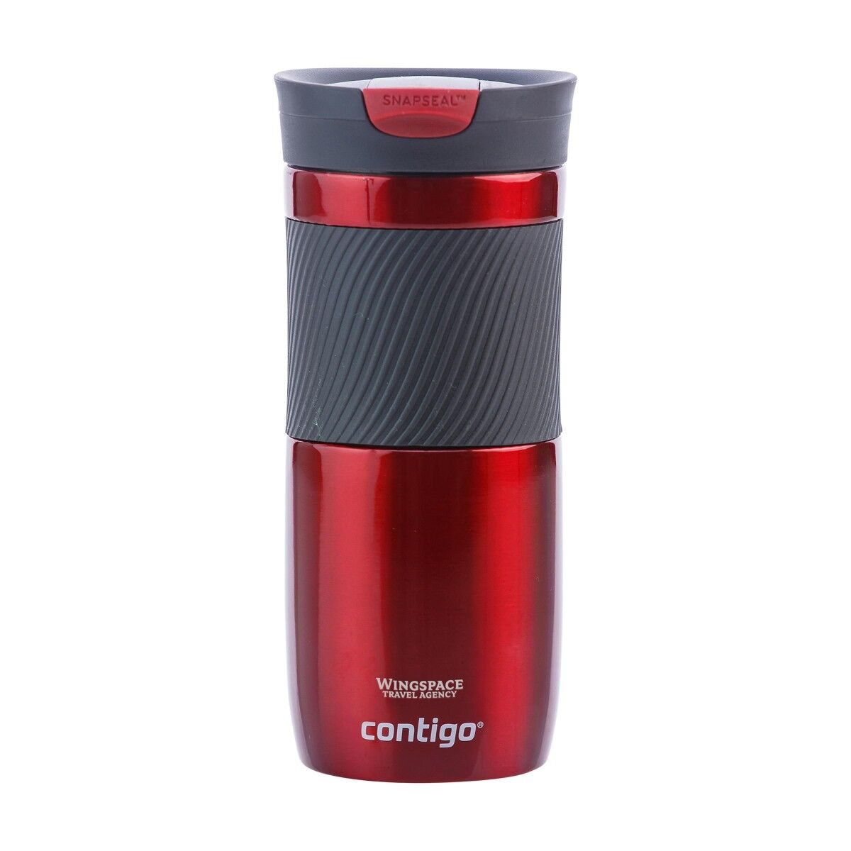 Contigo Byron Thermal Mug in Red