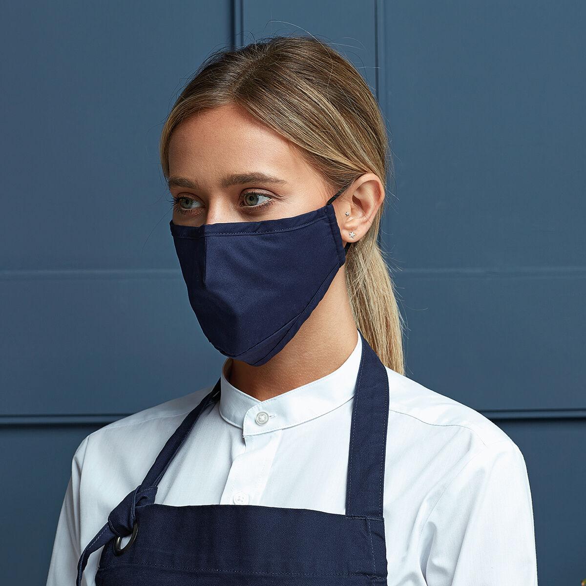 Custom Printed 3ply Face Masks