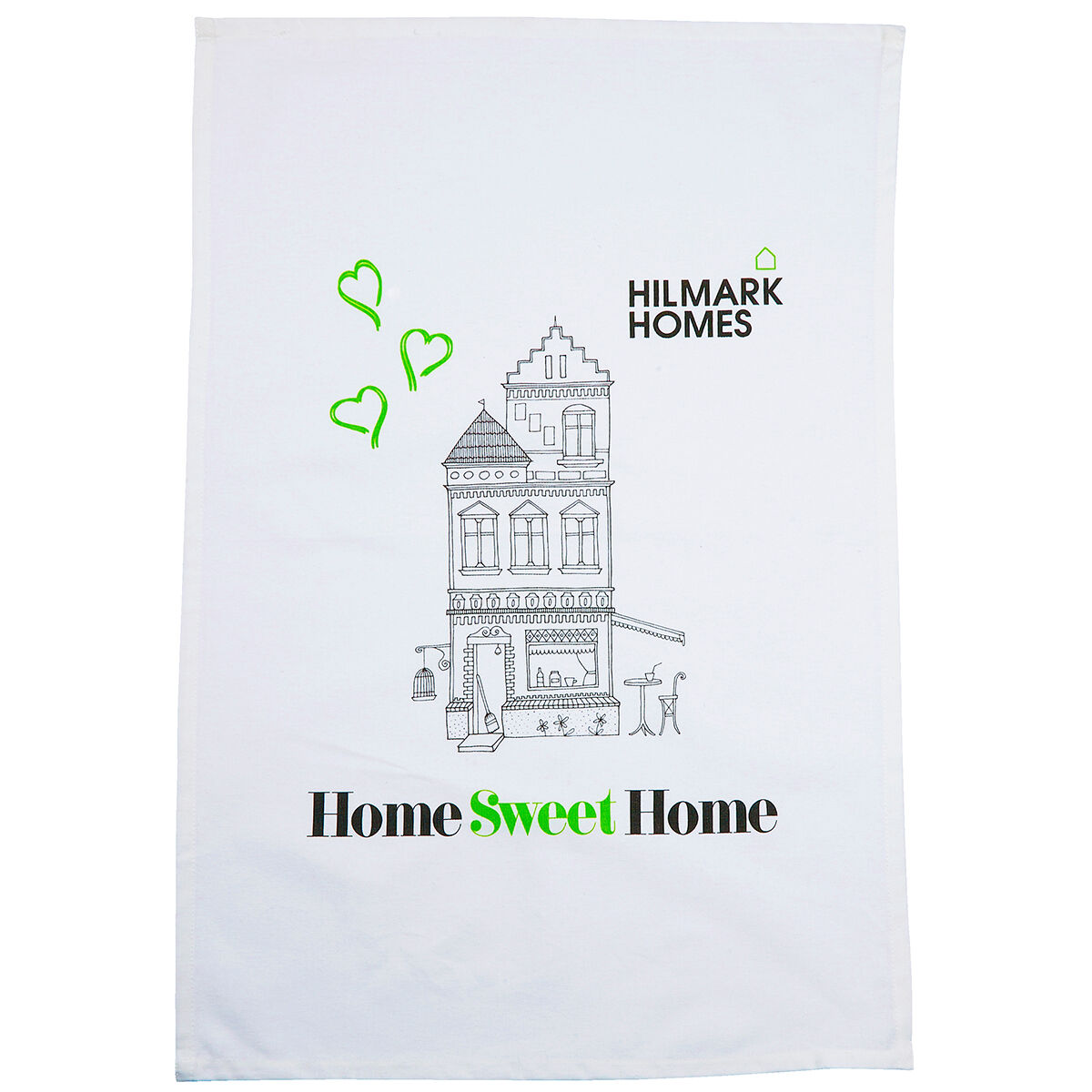 Custom Printed Tea Towels