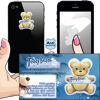 Phone Screen Cleaner Sticker Packs