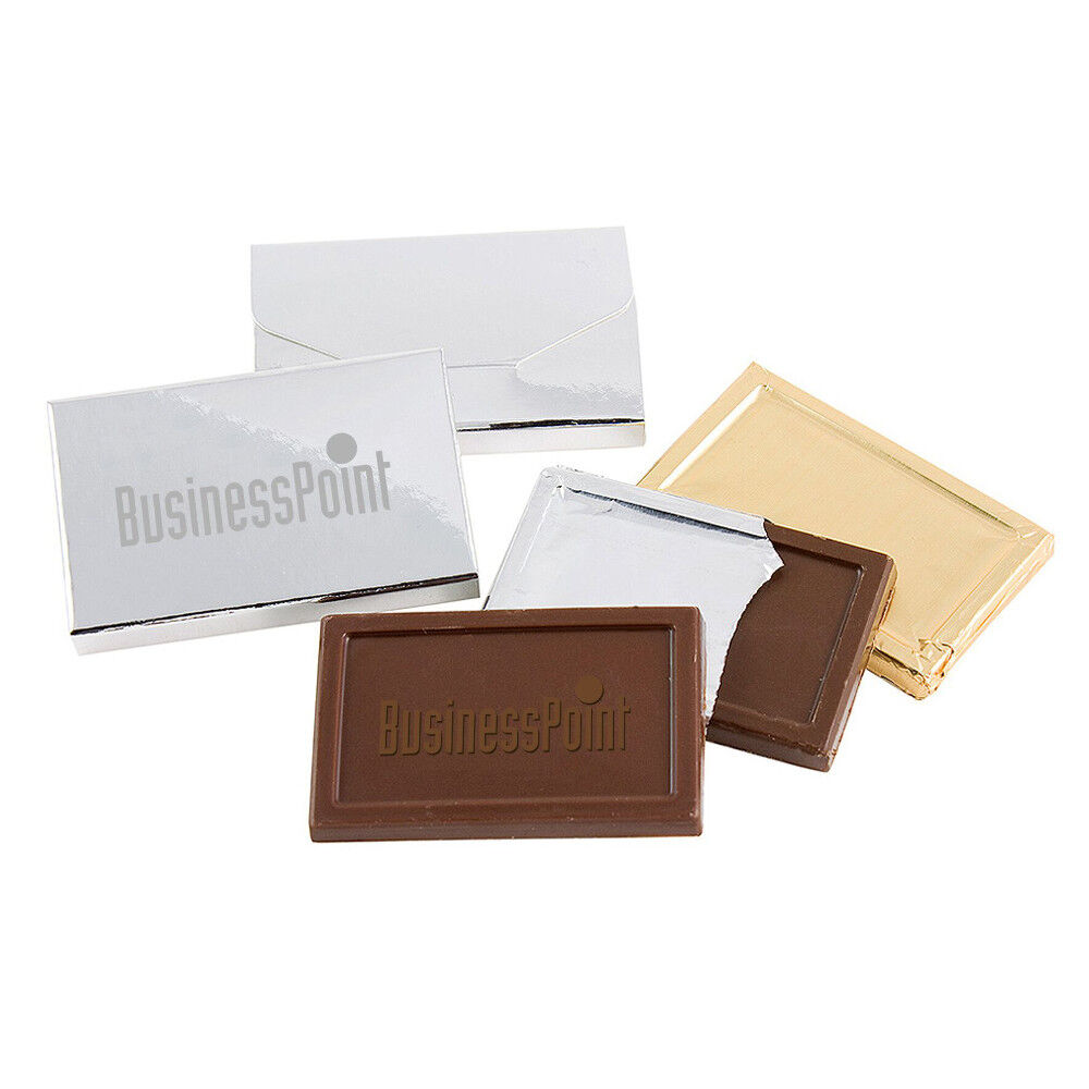 Quality Embossed Belgian Chocolate (34g weight)