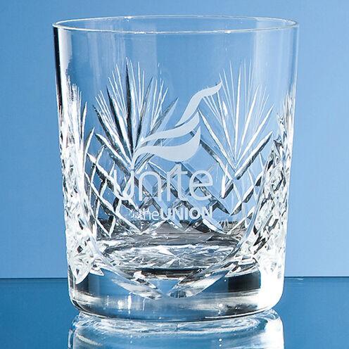 95cm Lead Crystal Whisky Tumbler