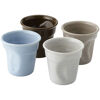 Personalised Espresso Coffee Cup Set
