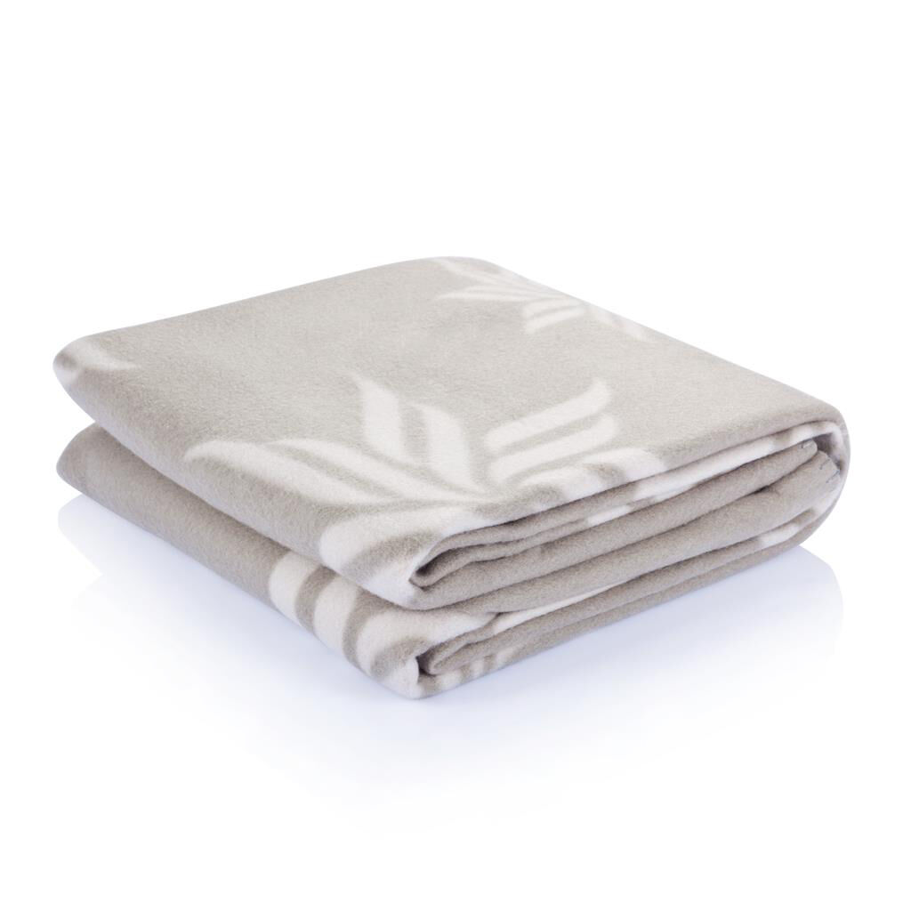 Fleece Blanket in Luxury Gift Box - Grey