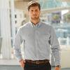 Oxford Long Sleeve Men's Work Shirt