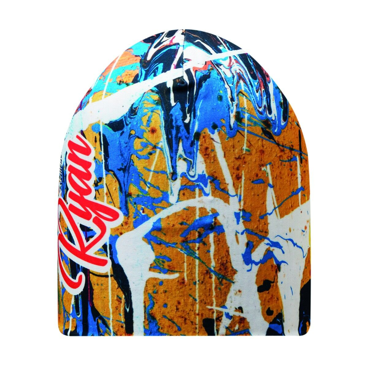 Beanie Hat Printed all over