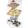 Games Compendiums - Chequers, ludo and dice games