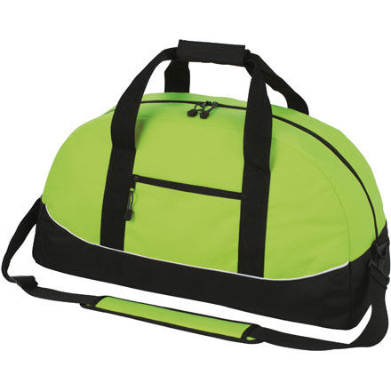Sports Bags for Logo Printing - Green