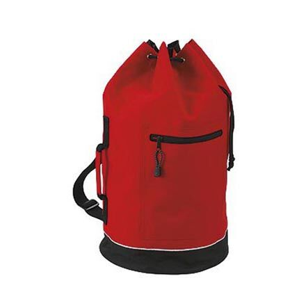 City Duffle Bags - Red