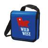 Tarpaulin Shoulder Bag - Blue