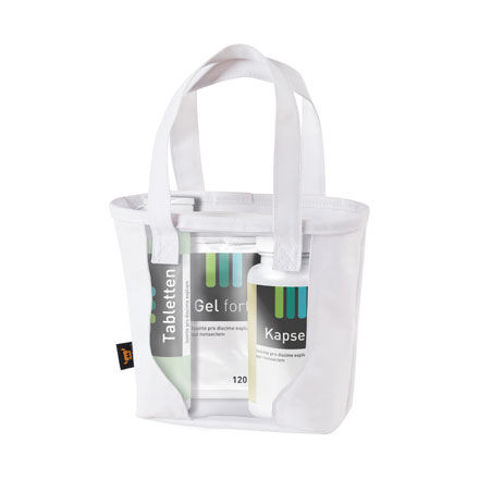 Mini Shopper with Transparent Window
