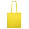 Colour Cotton Shopper Bags to Brand - Yellow