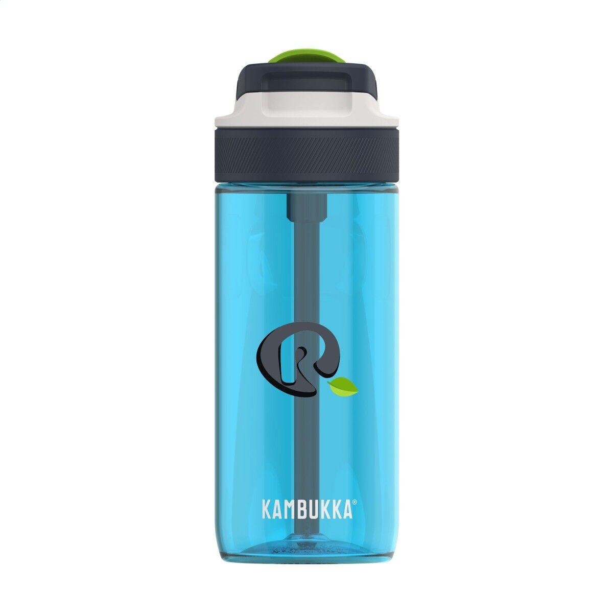 Kambukka Lagoon Sports Water Bottle in Light Blue