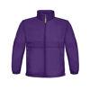 Sirocco Kids Jacket Purple
