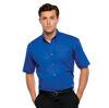 Kustom Kit Men's Short Sleeve Corporate Oxford Shirt (Royal)