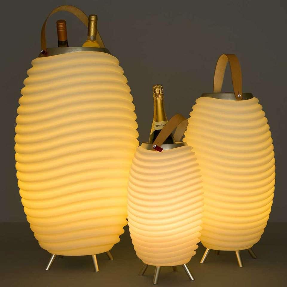 Kooduu Speaker Light Glowing
