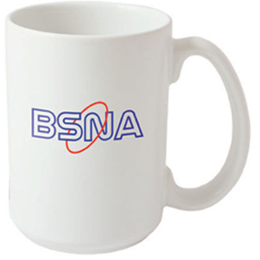 Large Promotional Coffee Mugs - Stein 465ml