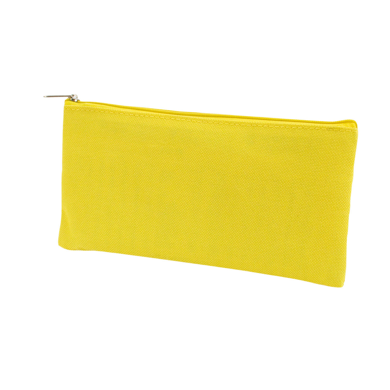 Large Pencil Cases - Yellow