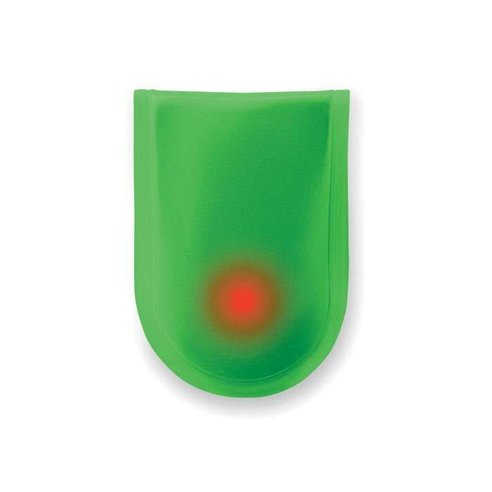 LED Safety Light in Green