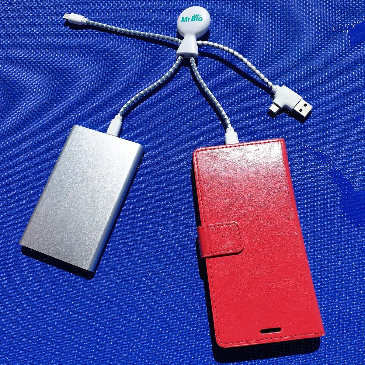 Mr Bio USB charging Cable
