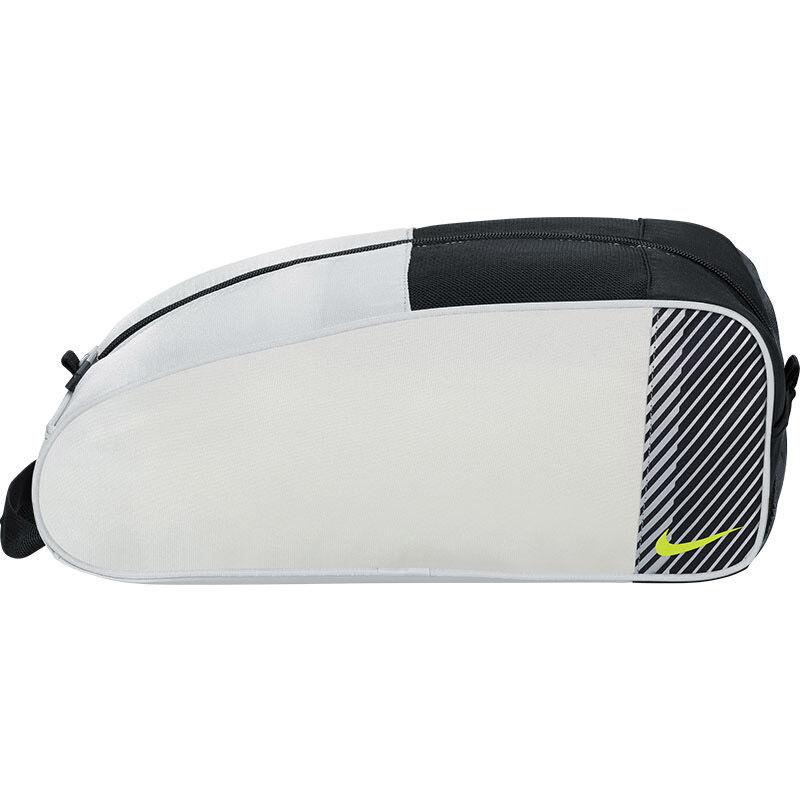 Nike Sport II Shoe Tote Bag - Grey/Lime
