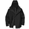 Stormtech Nova Storm Shell System Jacket - Black/Granite