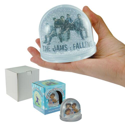 Snow Globes for Custom Printing