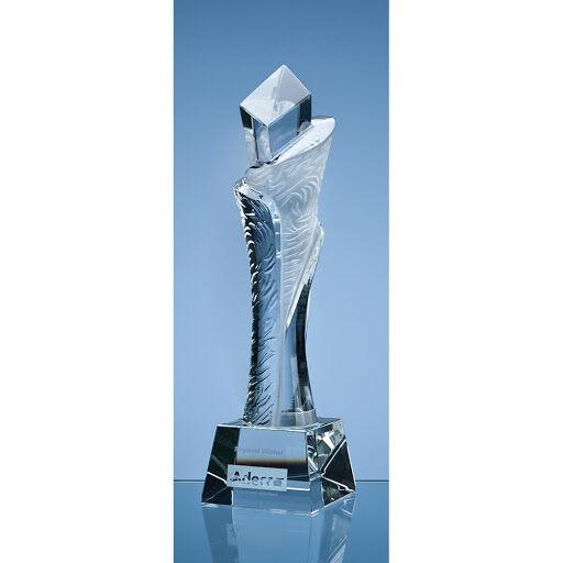 Optical Crystal Breaker Award