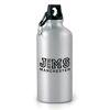 Pollock Aluminium Drinks Bottle in silver
