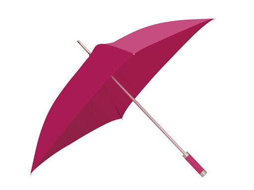 Quatro Square Umbrella Magenta
