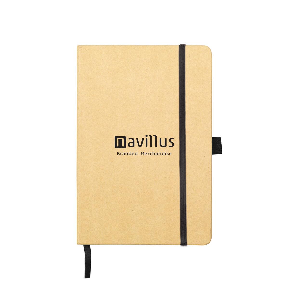 A5 Kraft Paper Notebook