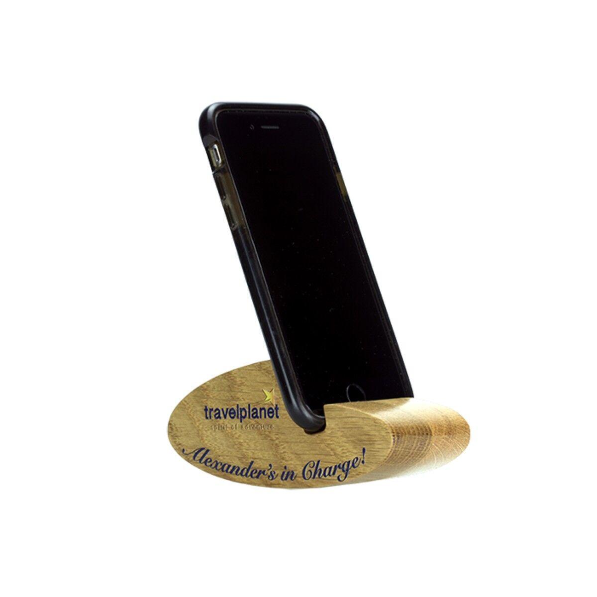 Wooden Smart Phone Stands
