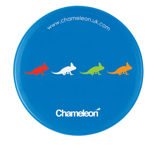 Colourful Coasters for Custom Printing - Blue