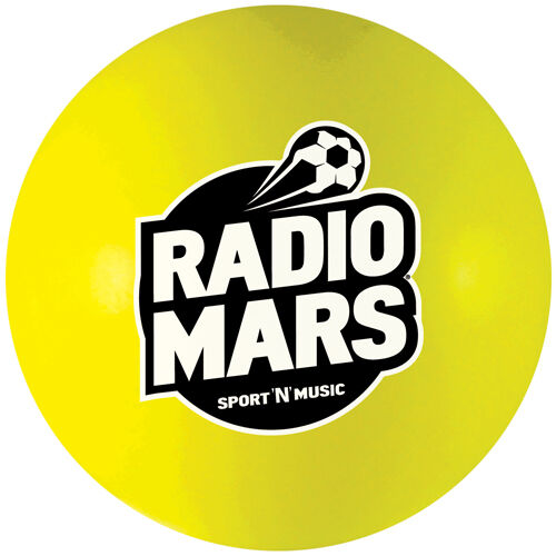 Promotional Stress Balls - Yellow