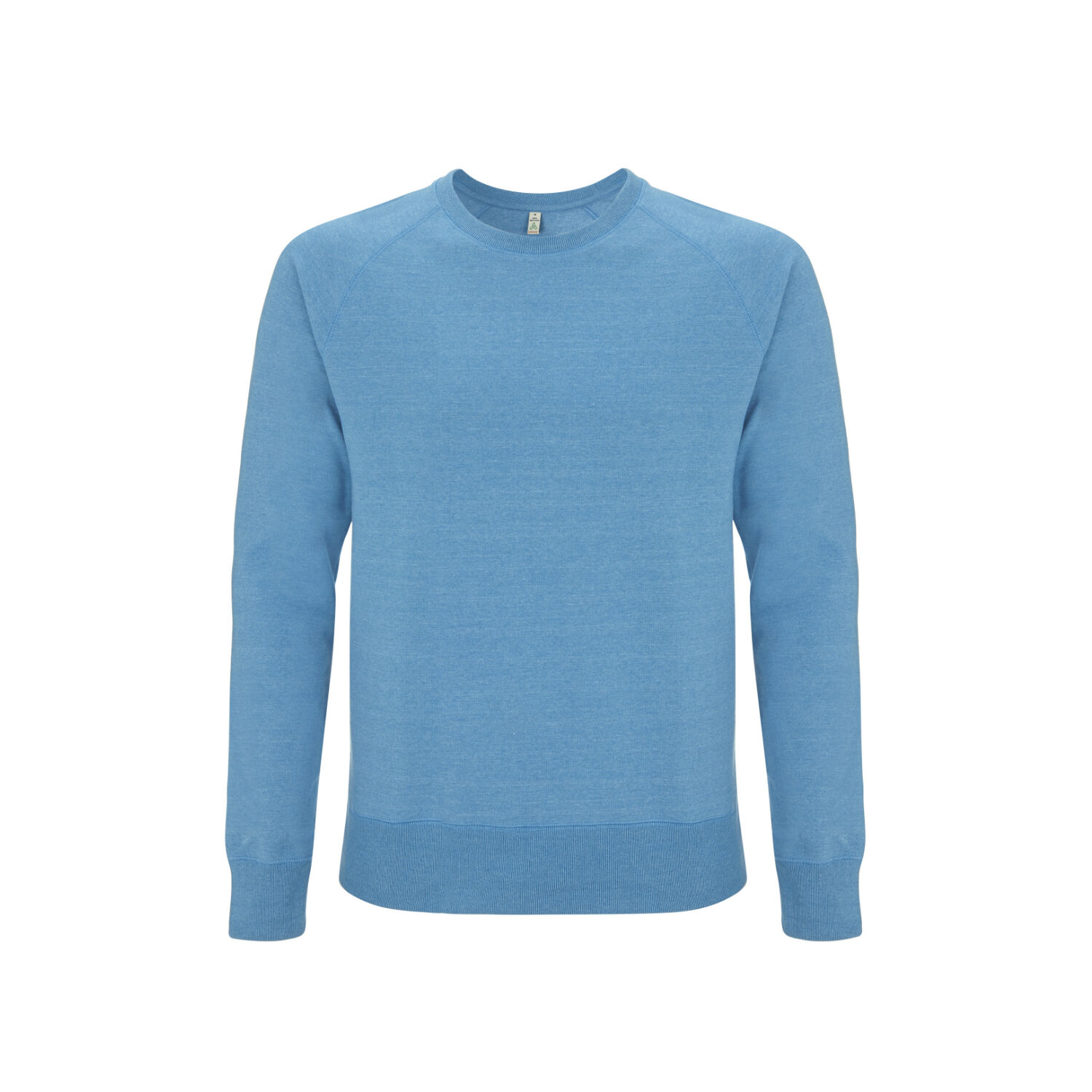 Unisex Salvage Organic Sweatshirt (blue)