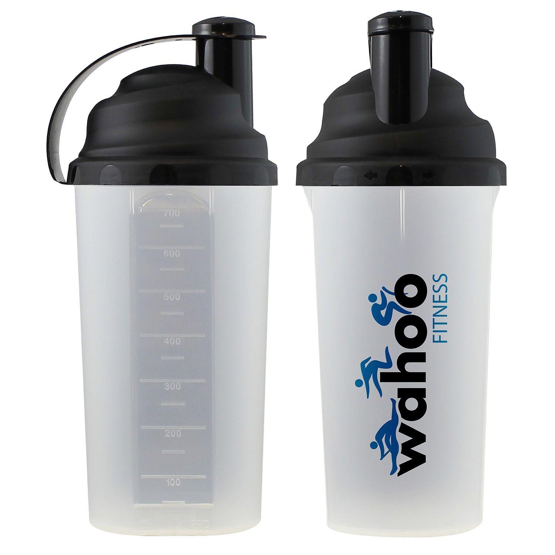 Shaker Sports Bottle (Black)