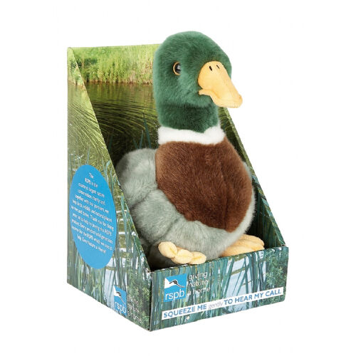 RSPB Singing Garden Birds - Mallard