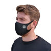 Single Ply Comfort Face Mask Black