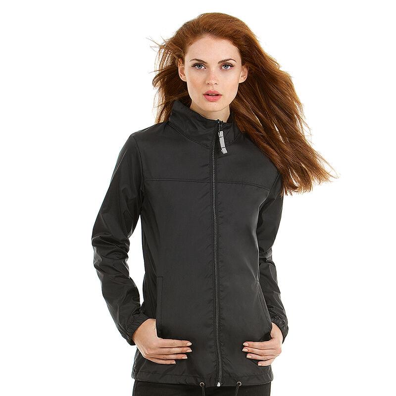 B&C Sirocco Lightweight Jacket (Black)
